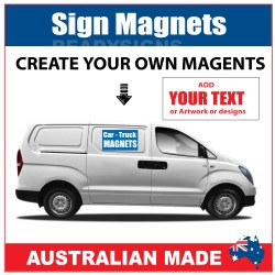 Sign Magnets