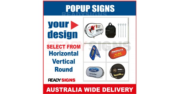 popup signs rh readysigns com au